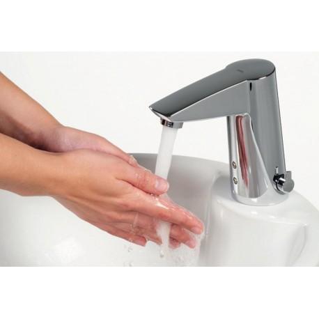 robinet infrarouge lave main emploi entretien b timent polyvalent. Black Bedroom Furniture Sets. Home Design Ideas