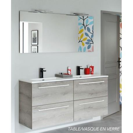 Sanijura Horizon 120cm chêne gris
