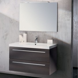 Sanijura Line Chêne Quebec + miroir
