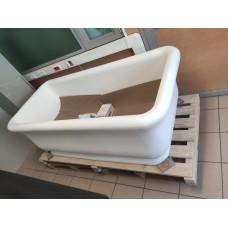 Baignoire Aquaprestige 180 x 85 cm
